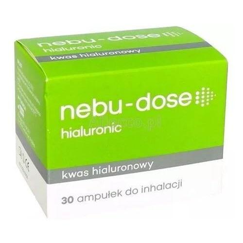 Nebu-Dose hialuronic roz.izot.d/inh.30amp.