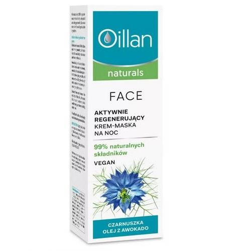 OILLAN Naturals Krem -maska 50 ml