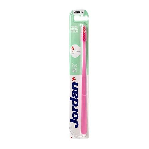 Szczoteczka do zęb.JORDA Clean Sm.med.1szt