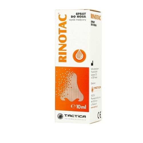 RINOTAC spray d/nosa 10ml
