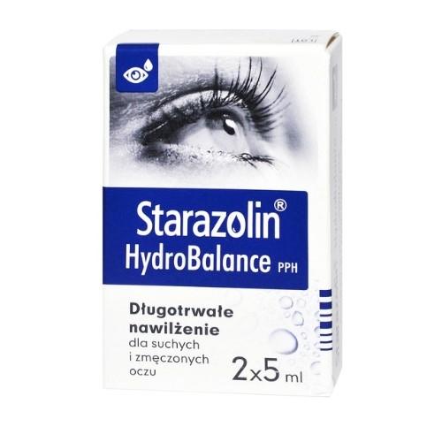 Starazolin HydroBalance PPH krop.oczu 10ml
