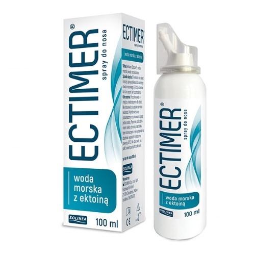 Ectimer spray d/nosa 100 ml
