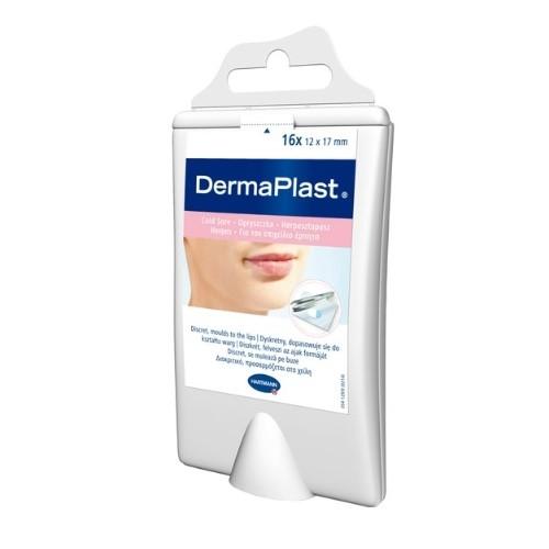 Plaster Dermaplast Oprysz.17x12 mm 16szt.
