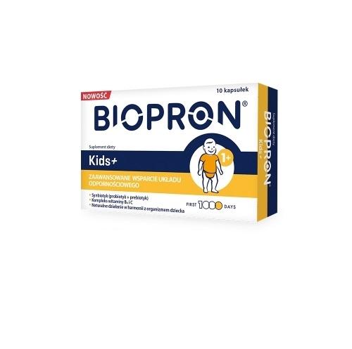 Biopron Kids+ kaps. 10 kaps.