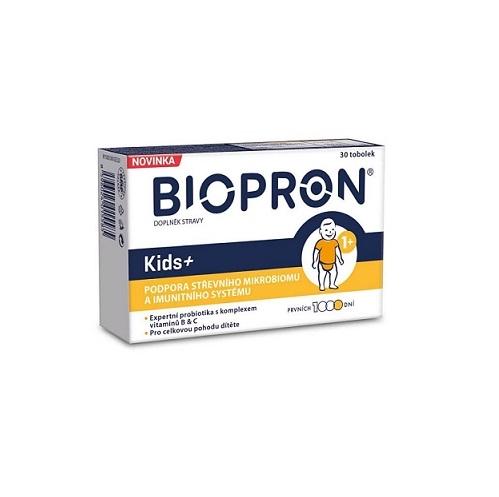 Biopron Kids+ kaps. 30 kaps.