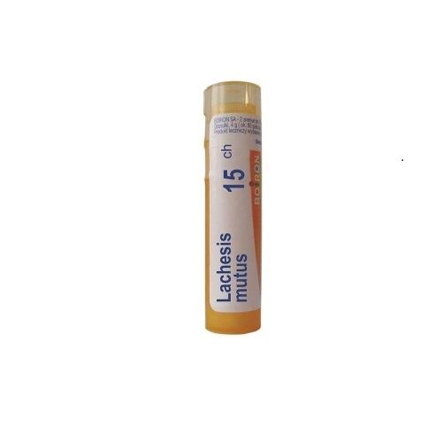 BOIRON Lachesis Mutus 15 CH granulki 4 g
