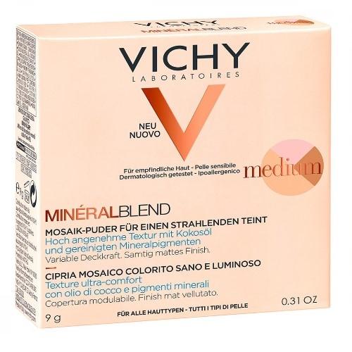 VICHY MINERAL Puder NUDE MEDIUM 9 g