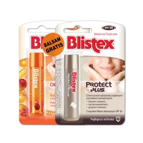 BLISTEX PROTECT PLUS Balsam do ust+Gratis