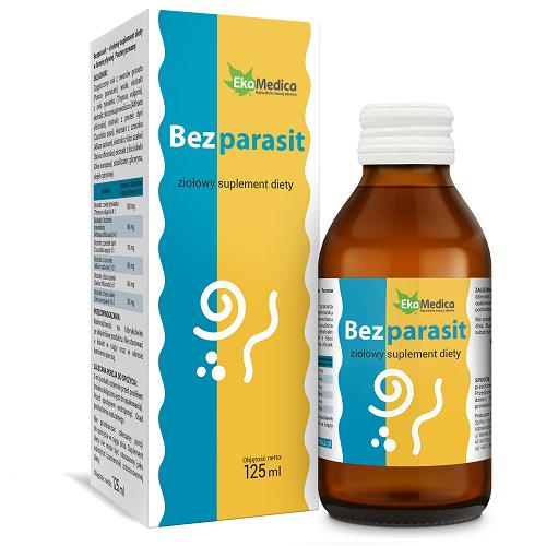 EkaMedica Bezparasit płyn 125 ml