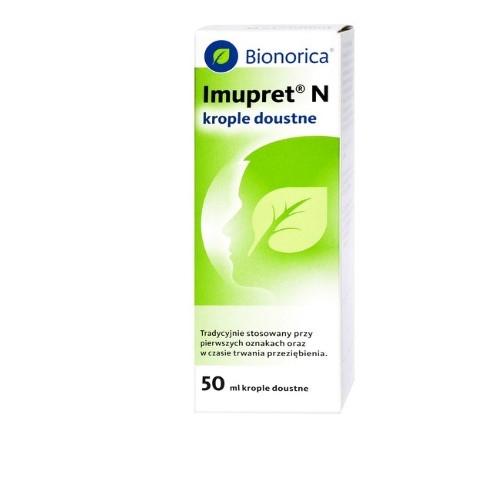Imupret N krop.doustne 1 ml/ml 1 op.a 50ml