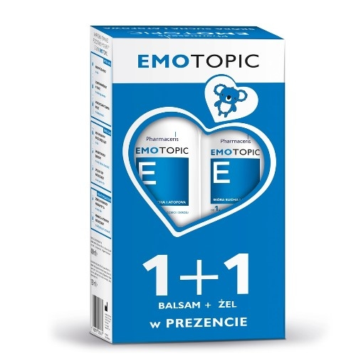 ERIS EMOTOPIC Balsam 400+ krem-żel 190ml