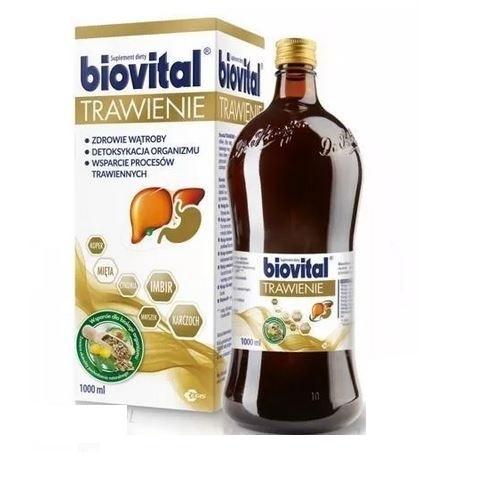 Biovital Trawienie płyn 1000 ml