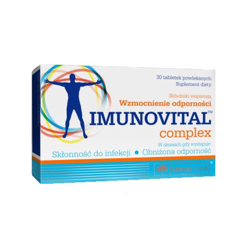 Olimp Imunovital complex tabl.powl. 30tabl