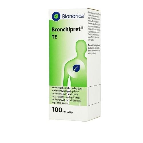 Bronchipret TE syrop 15g+1,5g 1but.a100ml
