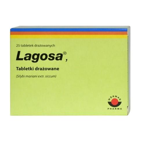 Lagosa tabl.drażow. 0,15 g 25 draż. | Apteka internetowa, antyperspirant, avent, bioderma, bioliq, canpol, cera trądzikowa preparaty, dermokosmetyki, geriavit, grzybica leki bez recepty, himalaya, kreon, leki bez recepty, leki na grypę, leki na przeziębienie, leki na uspokojenie, mascara med., maxigra go, maxon, mensil, mugga, mustela, odchudzanie leki, odporność, pirolam, tabletki na ból gardła, test ciążowy, tran mollers, vichy, witamina d, wszy preparaty, zapalenie stawów, zestawy kosmetyków, ziaja