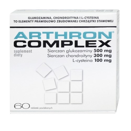 Arthron Complex tabl. 60 tabl. TAKEDA