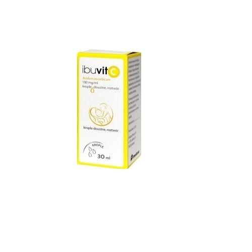 Ibuvit C (Cevikap) krop.doust.0,1g/ml 30ml