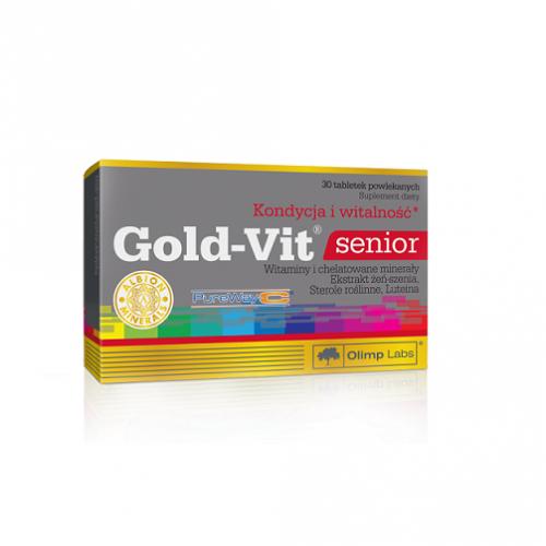 OLIMP Gold-Vit senior tabl.powl. 30tabl.