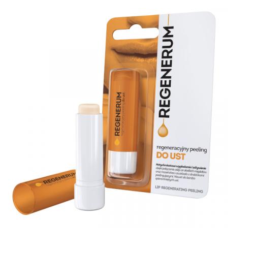 REGENERUM Peeling regeneracyjny do ust 5g