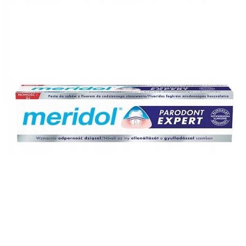 Pasta d/zęb.MERIDOL parodent expert 75ml | Apteka internetowa, antyperspirant, avent, bioderma, bioliq, canpol, cera trądzikowa preparaty, dermokosmetyki, geriavit, grzybica leki bez recepty, himalaya, kreon, leki bez recepty, leki na grypę, leki na przeziębienie, leki na uspokojenie, mascara med., maxigra go, maxon, mensil, mugga, mustela, odchudzanie leki, odporność, pirolam, tabletki na ból gardła, test ciążowy, tran mollers, vichy, witamina d, wszy preparaty, zapalenie stawów, zestawy kosmetyków, ziaja