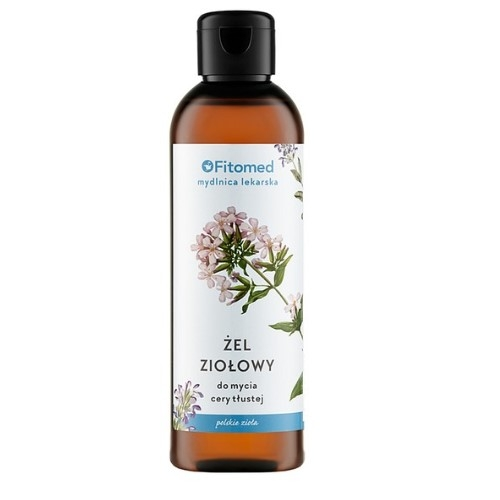 FITOMED Żel d/myc.tw. c.tł. 200 ml