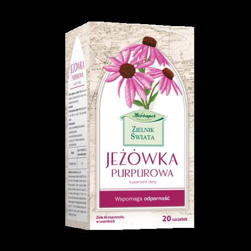 Zioła fix Jeżówka Purp.20 toreb.Herb.Lub.
