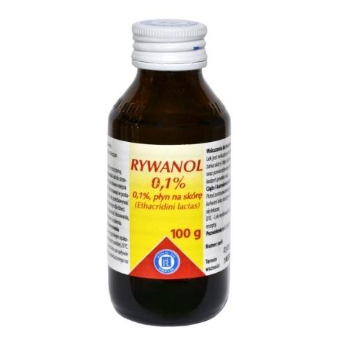 Riwanol 0,1% płyn na skórę 100 g | Apteka internetowa, antyperspirant, avent, bioderma, bioliq, canpol, cera trądzikowa preparaty, dermokosmetyki, geriavit, grzybica leki bez recepty, himalaya, kreon, leki bez recepty, leki na grypę, leki na przeziębienie, leki na uspokojenie, mascara med., maxigra go, maxon, mensil, mugga, mustela, odchudzanie leki, odporność, pirolam, tabletki na ból gardła, test ciążowy, tran mollers, vichy, witamina d, wszy preparaty, zapalenie stawów, zestawy kosmetyków, ziaja