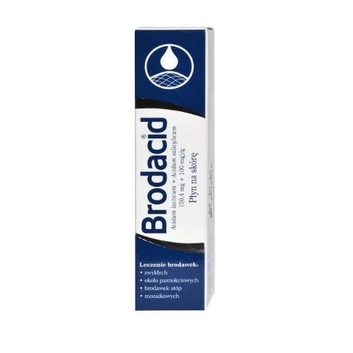 Brodacid płyn na brodawki 8 g | Apteka internetowa, antyperspirant, avent, bioderma, bioliq, canpol, cera trądzikowa preparaty, dermokosmetyki, geriavit, grzybica leki bez recepty, himalaya, kreon, leki bez recepty, leki na grypę, leki na przeziębienie, leki na uspokojenie, mascara med., maxigra go, maxon, mensil, mugga, mustela, odchudzanie leki, odporność, pirolam, tabletki na ból gardła, test ciążowy, tran mollers, vichy, witamina d, wszy preparaty, zapalenie stawów, zestawy kosmetyków, ziaja