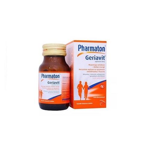 Geriavit Pharmaton kaps. 30 kaps.