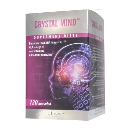 Crystal Mind kaps.elast. 120 kaps.