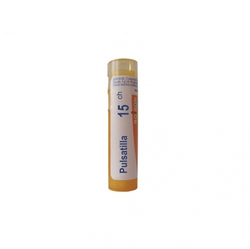 BOIRON Pulsatilla 15 CH granulki 4 g