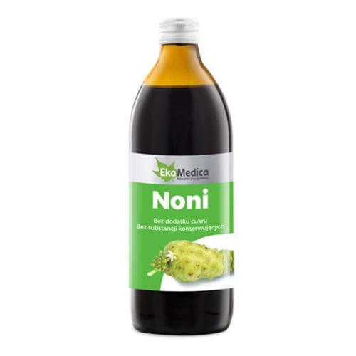 EkaMedica Noni 1L suplement diety 1 l
