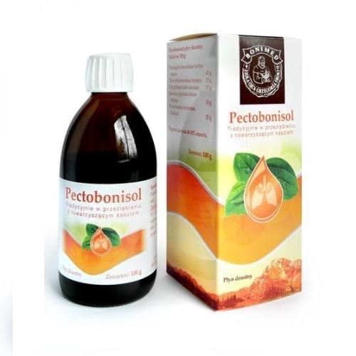 Pectobonisol płyn doustny 100 g