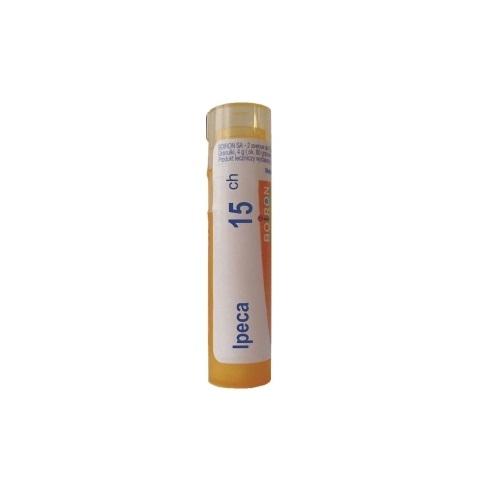 BOIRON Ipeca 15 CH granulki 4 g