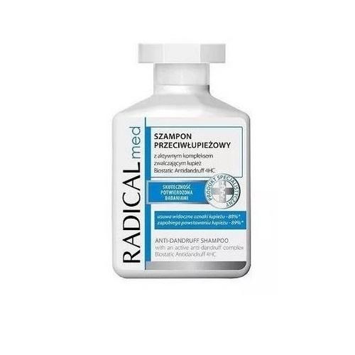 FARMONA RADICAL MED Szamp. p/łupież.300ml | Apteka internetowa, antyperspirant, avent, bioderma, bioliq, canpol, cera trądzikowa preparaty, dermokosmetyki, geriavit, grzybica leki bez recepty, himalaya, kreon, leki bez recepty, leki na grypę, leki na przeziębienie, leki na uspokojenie, mascara med., maxigra go, maxon, mensil, mugga, mustela, odchudzanie leki, odporność, pirolam, tabletki na ból gardła, test ciążowy, tran mollers, vichy, witamina d, wszy preparaty, zapalenie stawów, zestawy kosmetyków, ziaja