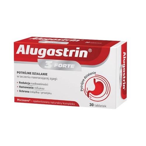 Alugastrin 3 FORTE (tabletki) tabl. 30tabl | Apteka internetowa, antyperspirant, avent, bioderma, bioliq, canpol, cera trądzikowa preparaty, dermokosmetyki, geriavit, grzybica leki bez recepty, himalaya, kreon, leki bez recepty, leki na grypę, leki na przeziębienie, leki na uspokojenie, mascara med., maxigra go, maxon, mensil, mugga, mustela, odchudzanie leki, odporność, pirolam, tabletki na ból gardła, test ciążowy, tran mollers, vichy, witamina d, wszy preparaty, zapalenie stawów, zestawy kosmetyków, ziaja