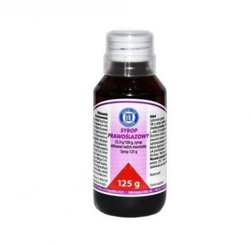Syrop  Prawoślazowy 125 g HASCO   Apteka internetowa, antyperspirant, avent, bioderma, bioliq, canpol, cera trądzikowa preparaty, dermokosmetyki, geriavit, grzybica leki bez recepty, himalaya, kreon, leki bez recepty, leki na grypę, leki na przeziębienie, leki na uspokojenie, mascara med., maxigra go, maxon, mensil, mugga, mustela, odchudzanie leki, odporność, pirolam, tabletki na ból gardła, test ciążowy, tran mollers, vichy, witamina d, wszy preparaty, zapalenie stawów, zestawy kosmetyków, ziaja