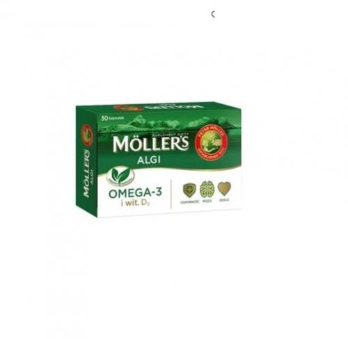 Mollers Algi kaps. 30 kaps. | Apteka internetowa, antyperspirant, avent, bioderma, bioliq, canpol, cera trądzikowa preparaty, dermokosmetyki, geriavit, grzybica leki bez recepty, himalaya, kreon, leki bez recepty, leki na grypę, leki na przeziębienie, leki na uspokojenie, mascara med., maxigra go, maxon, mensil, mugga, mustela, odchudzanie leki, odporność, pirolam, tabletki na ból gardła, test ciążowy, tran mollers, vichy, witamina d, wszy preparaty, zapalenie stawów, zestawy kosmetyków, ziaja