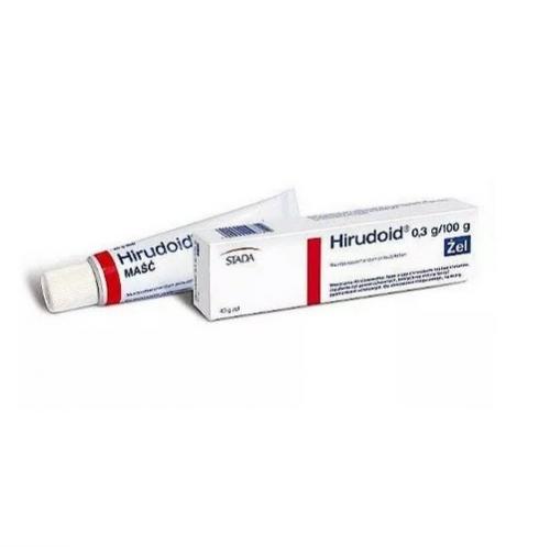 Hirudoid żel 0,3 g/100g 100 g | Apteka internetowa, antyperspirant, avent, bioderma, bioliq, canpol, cera trądzikowa preparaty, dermokosmetyki, geriavit, grzybica leki bez recepty, himalaya, kreon, leki bez recepty, leki na grypę, leki na przeziębienie, leki na uspokojenie, mascara med., maxigra go, maxon, mensil, mugga, mustela, odchudzanie leki, odporność, pirolam, tabletki na ból gardła, test ciążowy, tran mollers, vichy, witamina d, wszy preparaty, zapalenie stawów, zestawy kosmetyków, ziaja