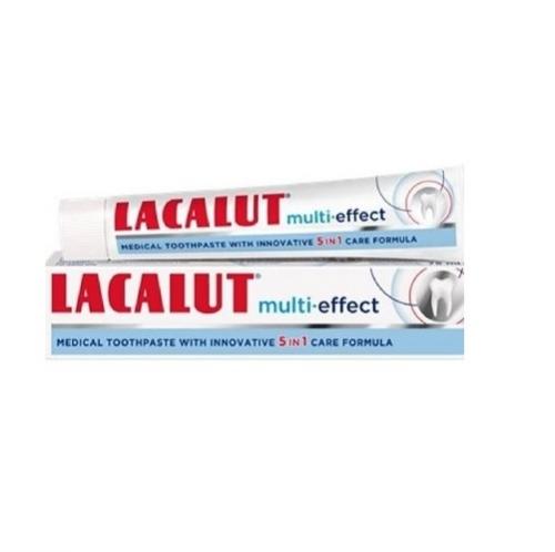 Pasta d/zęb.LACALUT MULTI-EFFECT 100 ml   Apteka internetowa, antyperspirant, avent, bioderma, bioliq, canpol, cera trądzikowa preparaty, dermokosmetyki, geriavit, grzybica leki bez recepty, himalaya, kreon, leki bez recepty, leki na grypę, leki na przeziębienie, leki na uspokojenie, mascara med., maxigra go, maxon, mensil, mugga, mustela, odchudzanie leki, odporność, pirolam, tabletki na ból gardła, test ciążowy, tran mollers, vichy, witamina d, wszy preparaty, zapalenie stawów, zestawy kosmetyków, ziaja