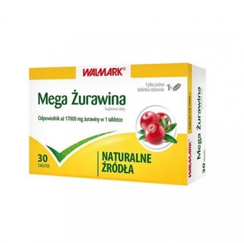 Mega Żurawina tabl. 30 tabl.   Apteka internetowa, antyperspirant, avent, bioderma, bioliq, canpol, cera trądzikowa preparaty, dermokosmetyki, geriavit, grzybica leki bez recepty, himalaya, kreon, leki bez recepty, leki na grypę, leki na przeziębienie, leki na uspokojenie, mascara med., maxigra go, maxon, mensil, mugga, mustela, odchudzanie leki, odporność, pirolam, tabletki na ból gardła, test ciążowy, tran mollers, vichy, witamina d, wszy preparaty, zapalenie stawów, zestawy kosmetyków, ziaja