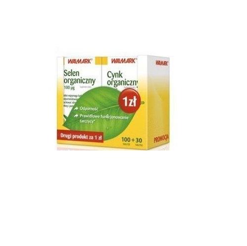 COMBO Selen+Cynk tabl. 100 tabl.(+30 tab.)   Apteka internetowa, antyperspirant, avent, bioderma, bioliq, canpol, cera trądzikowa preparaty, dermokosmetyki, geriavit, grzybica leki bez recepty, himalaya, kreon, leki bez recepty, leki na grypę, leki na przeziębienie, leki na uspokojenie, mascara med., maxigra go, maxon, mensil, mugga, mustela, odchudzanie leki, odporność, pirolam, tabletki na ból gardła, test ciążowy, tran mollers, vichy, witamina d, wszy preparaty, zapalenie stawów, zestawy kosmetyków, ziaja