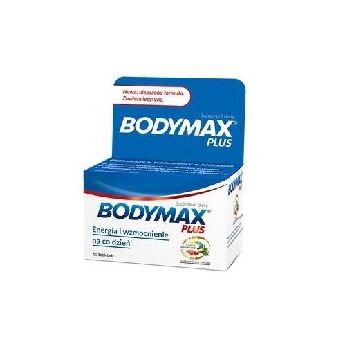 Bodymax Plus lecytyna 60 tabl. | Apteka internetowa, antyperspirant, avent, bioderma, bioliq, canpol, cera trądzikowa preparaty, dermokosmetyki, geriavit, grzybica leki bez recepty, himalaya, kreon, leki bez recepty, leki na grypę, leki na przeziębienie, leki na uspokojenie, mascara med., maxigra go, maxon, mensil, mugga, mustela, odchudzanie leki, odporność, pirolam, tabletki na ból gardła, test ciążowy, tran mollers, vichy, witamina d, wszy preparaty, zapalenie stawów, zestawy kosmetyków, ziaja