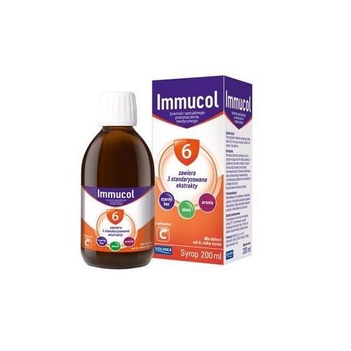 Immucol 6 syrop 200 ml | Apteka internetowa, antyperspirant, avent, bioderma, bioliq, canpol, cera trądzikowa preparaty, dermokosmetyki, geriavit, grzybica leki bez recepty, himalaya, kreon, leki bez recepty, leki na grypę, leki na przeziębienie, leki na uspokojenie, mascara med., maxigra go, maxon, mensil, mugga, mustela, odchudzanie leki, odporność, pirolam, tabletki na ból gardła, test ciążowy, tran mollers, vichy, witamina d, wszy preparaty, zapalenie stawów, zestawy kosmetyków, ziaja