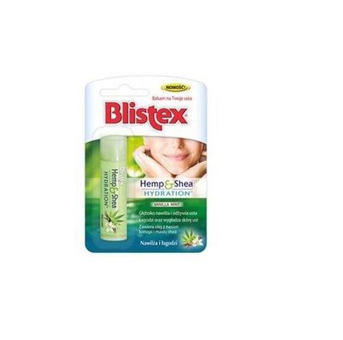BLISTEX Balsam do ust Hemp&Shea 4,25 g   Apteka internetowa, antyperspirant, avent, bioderma, bioliq, canpol, cera trądzikowa preparaty, dermokosmetyki, geriavit, grzybica leki bez recepty, himalaya, kreon, leki bez recepty, leki na grypę, leki na przeziębienie, leki na uspokojenie, mascara med., maxigra go, maxon, mensil, mugga, mustela, odchudzanie leki, odporność, pirolam, tabletki na ból gardła, test ciążowy, tran mollers, vichy, witamina d, wszy preparaty, zapalenie stawów, zestawy kosmetyków, ziaja