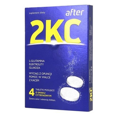 2KC After (saszetka) 4 tabl.mus. | Apteka internetowa, antyperspirant, avent, bioderma, bioliq, canpol, cera trądzikowa preparaty, dermokosmetyki, geriavit, grzybica leki bez recepty, himalaya, kreon, leki bez recepty, leki na grypę, leki na przeziębienie, leki na uspokojenie, mascara med., maxigra go, maxon, mensil, mugga, mustela, odchudzanie leki, odporność, pirolam, tabletki na ból gardła, test ciążowy, tran mollers, vichy, witamina d, wszy preparaty, zapalenie stawów, zestawy kosmetyków, ziaja