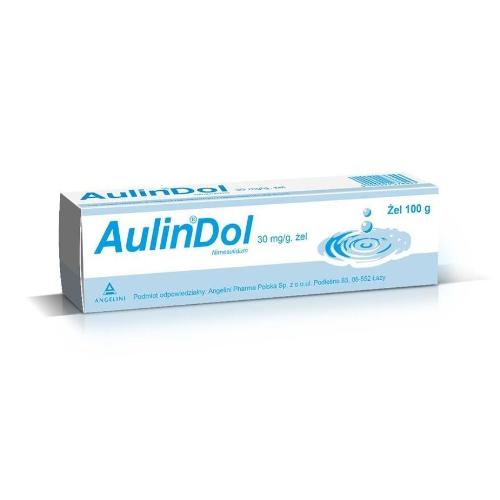 AulinDol żel 0,03 g/g 100 g (tuba) | Apteka internetowa, antyperspirant, avent, bioderma, bioliq, canpol, cera trądzikowa preparaty, dermokosmetyki, geriavit, grzybica leki bez recepty, himalaya, kreon, leki bez recepty, leki na grypę, leki na przeziębienie, leki na uspokojenie, mascara med., maxigra go, maxon, mensil, mugga, mustela, odchudzanie leki, odporność, pirolam, tabletki na ból gardła, test ciążowy, tran mollers, vichy, witamina d, wszy preparaty, zapalenie stawów, zestawy kosmetyków, ziaja