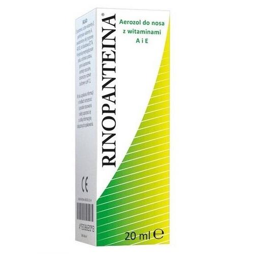 Rinopanteina aer.do nosa 20 ml | Apteka internetowa, antyperspirant, avent, bioderma, bioliq, canpol, cera trądzikowa preparaty, dermokosmetyki, geriavit, grzybica leki bez recepty, himalaya, kreon, leki bez recepty, leki na grypę, leki na przeziębienie, leki na uspokojenie, mascara med., maxigra go, maxon, mensil, mugga, mustela, odchudzanie leki, odporność, pirolam, tabletki na ból gardła, test ciążowy, tran mollers, vichy, witamina d, wszy preparaty, zapalenie stawów, zestawy kosmetyków, ziaja