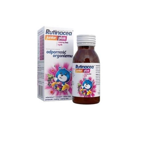 Rutinacea Junior Plus płyn 100 ml | Apteka internetowa, antyperspirant, avent, bioderma, bioliq, canpol, cera trądzikowa preparaty, dermokosmetyki, geriavit, grzybica leki bez recepty, himalaya, kreon, leki bez recepty, leki na grypę, leki na przeziębienie, leki na uspokojenie, mascara med., maxigra go, maxon, mensil, mugga, mustela, odchudzanie leki, odporność, pirolam, tabletki na ból gardła, test ciążowy, tran mollers, vichy, witamina d, wszy preparaty, zapalenie stawów, zestawy kosmetyków, ziaja