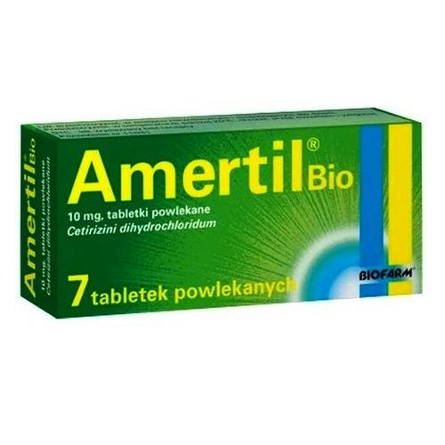 Amertil Bio tabl.powl. 0,01 g 7 tabl. | Apteka internetowa, antyperspirant, avent, bioderma, bioliq, canpol, cera tradzikowa preparaty, dermokosmetyki, geriavit, grzybica leki bez recepty, himalaya, kreon, leki bez recepty, leki na grype, leki na przeziebienie, leki na uspokojenie, mascara med., maxigra go, maxon, mensil, mugga, mustela, odchudzanie leki, odpornosc, pirolam, tabletki na ból gardla, test ciazowy, tran mollers, vichy, witamina d, wszy preparaty, zapalenie stawów, zestawy kosmetyków, ziaja